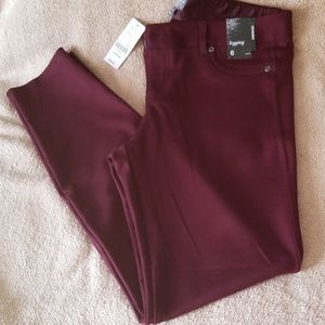 New York & Co. SOHO Leggings Average - Size 6